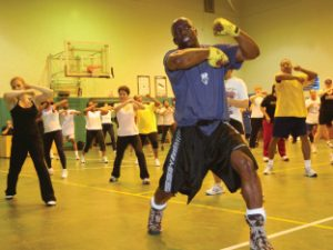 boxercise routine